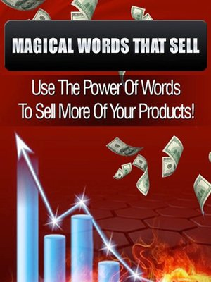 cover image of Magical Words That Sell